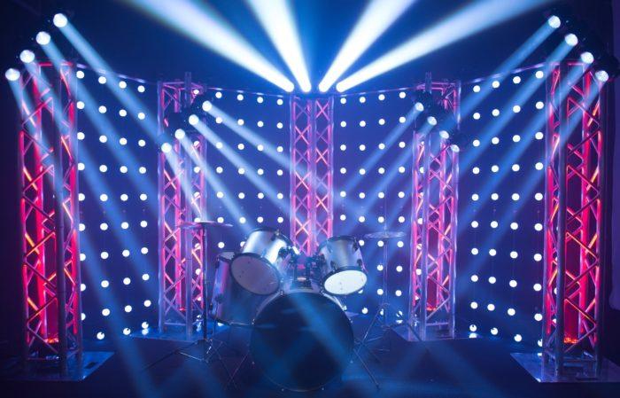 Подготовка концертного зала